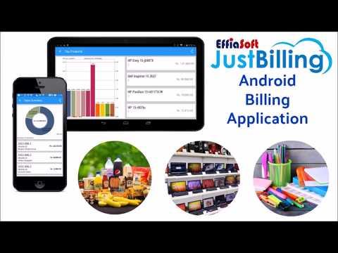Just Billing Retail POS App Demo