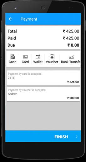 billing app payment