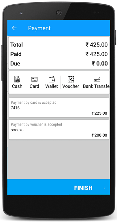 Free Mobile Billing App & Invoicing App for Retail and