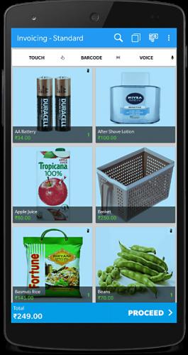 billing app retail billing