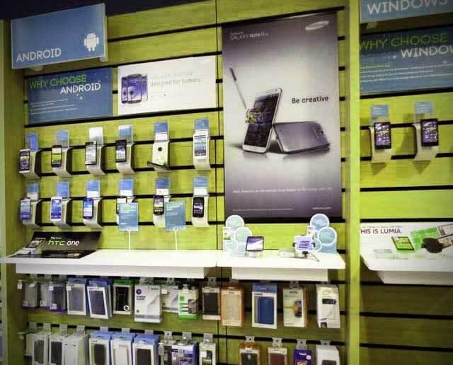 electronics POS software