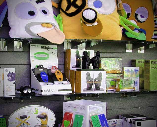 Gift shop POS software