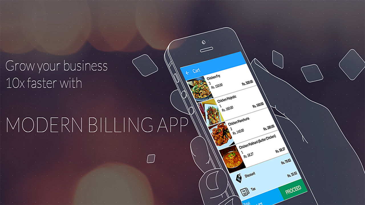 New generation POS and Billing App