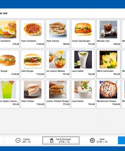 pos restaurant billing
